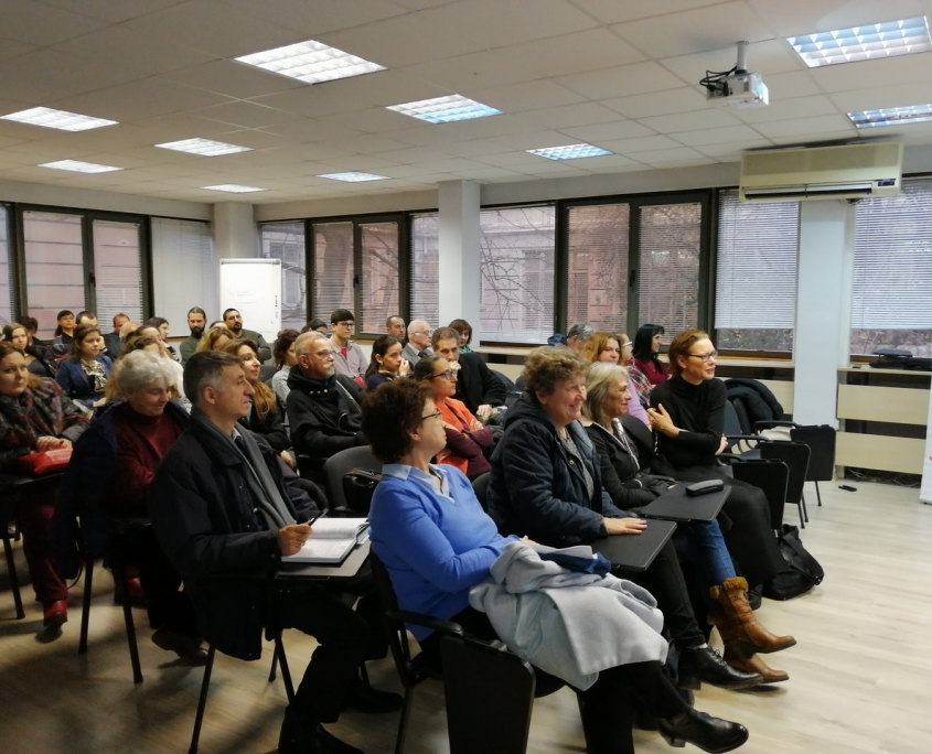 Events organised by INFRAMAT